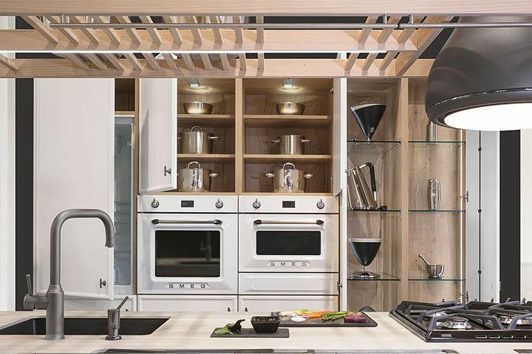 Muebles de cocina a medida de diseño
