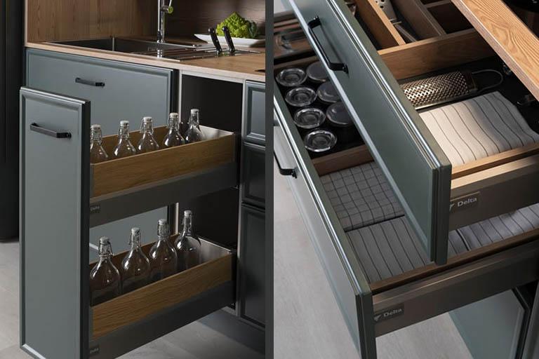 Detalle muebles de diseño alicante