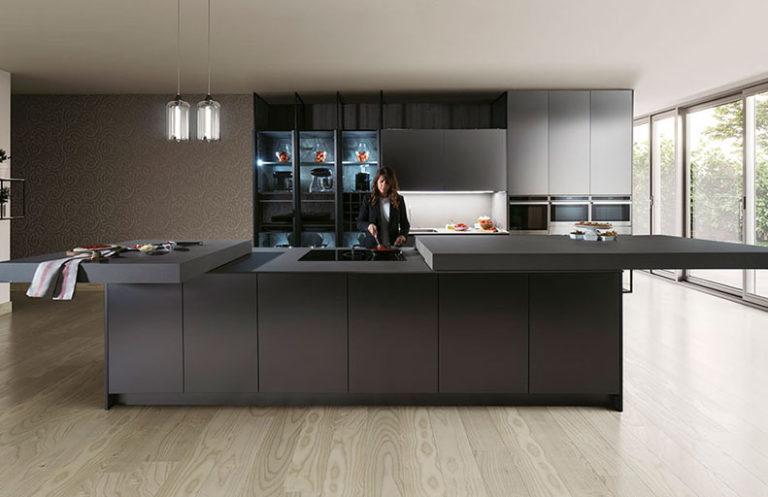 Muebles de cocina de vanguardia