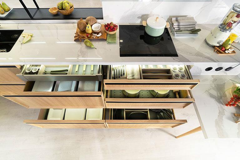 Muebles de cocina a medida alicante