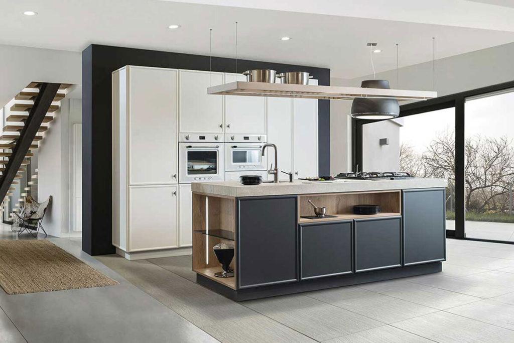 Muebles de cocina blancos alicante